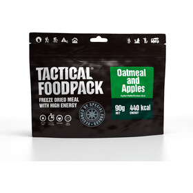 Tactical Foodpack Freeze Dried Meal 90g, Oatmeal and Apples